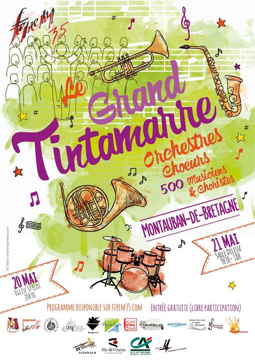 le grand tintimarre